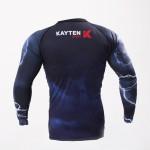 Рашгард Kayten Sport Молния (длинный рукав)