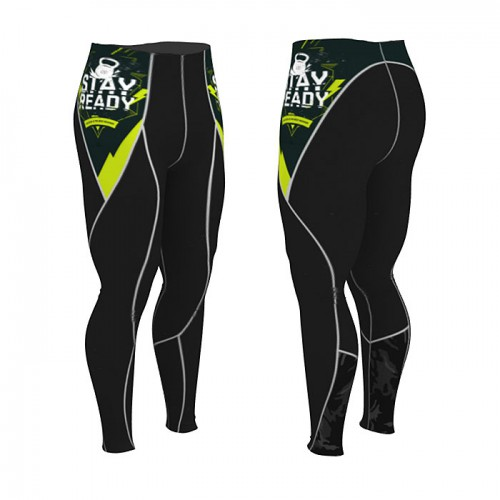 Штаны Kayten Sport Stay Ready Зеленый