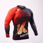 Рашгард Kayten Sport Лава Кайтен (длинный рукав)