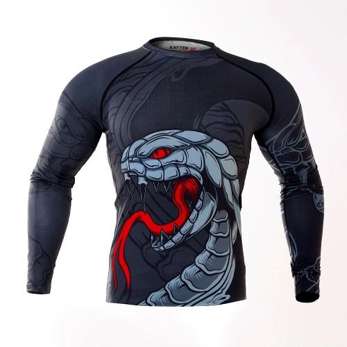 Рашгард Kayten Sport Cobra (длинный рукав)