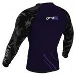 Рашгард Kayten Sport Stay Ready Фиолетовый (длинный рукав)